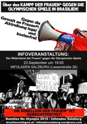 Plakat Veranstaltung